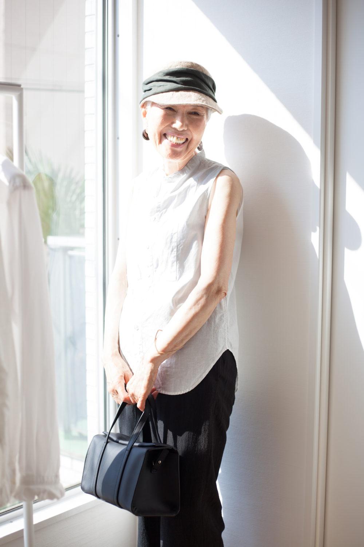 70代_シニアファッション_えがお洋品店