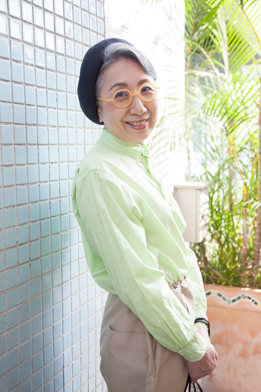 60代_シニアファッション