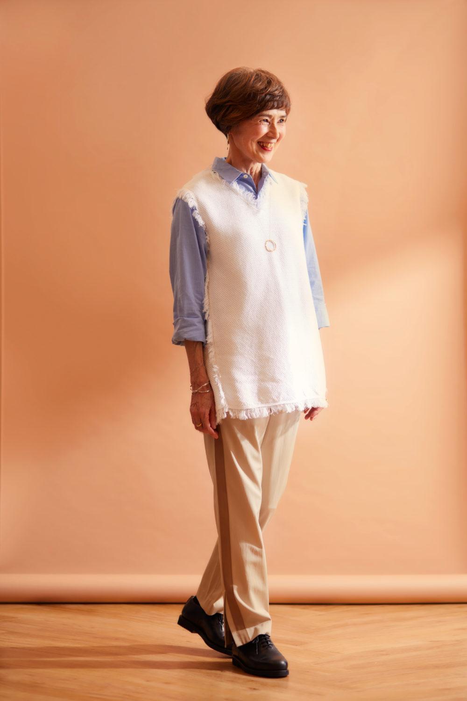 グレイヘア/Dhal/ADAWAS/ANDALS シニアファッション