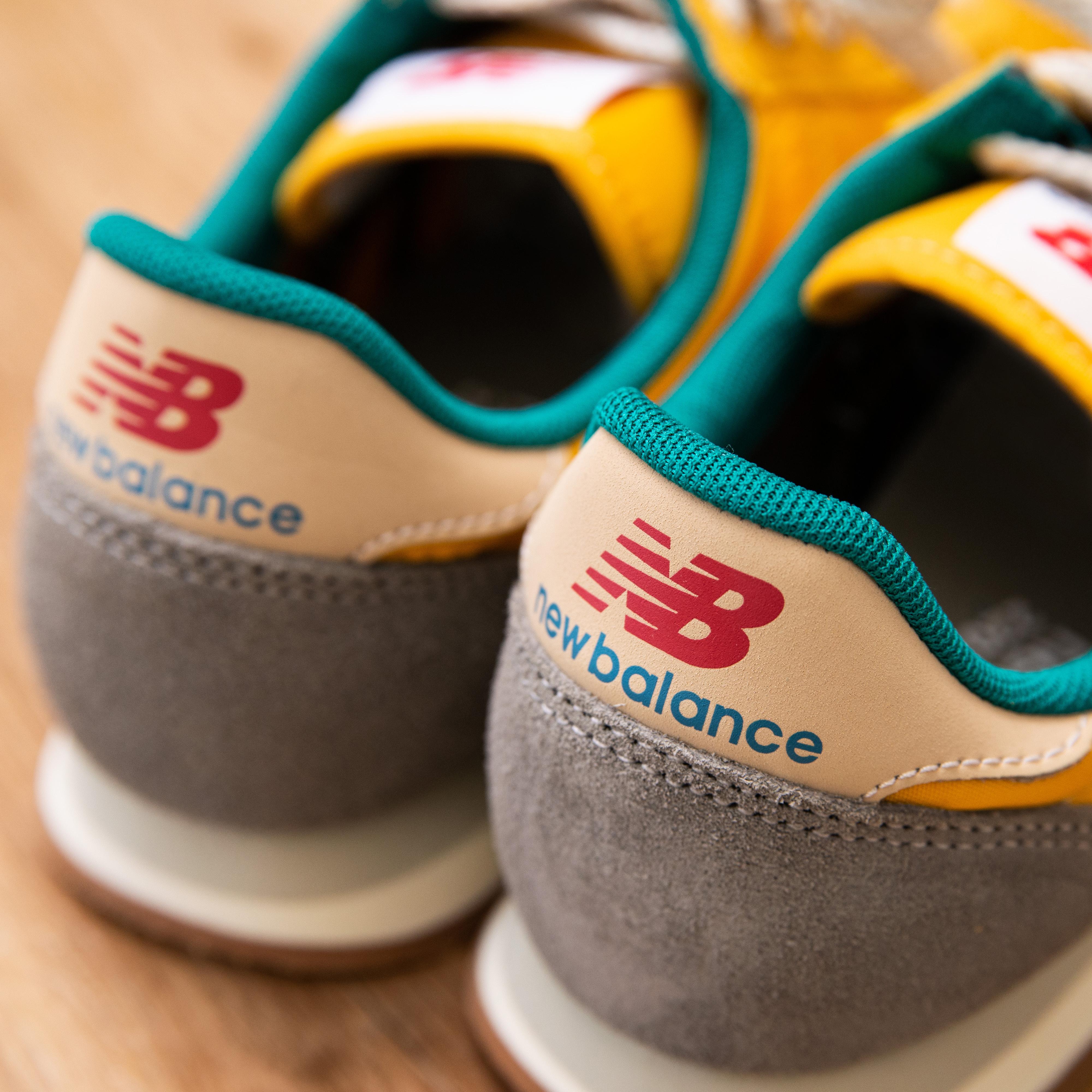newbalance(ニューバランス)/NB U220 DC2(スニーカー)/YELLOW