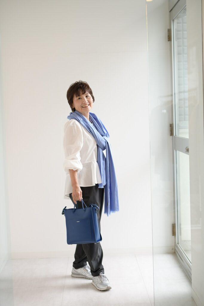 60代ファッション_巣鴨