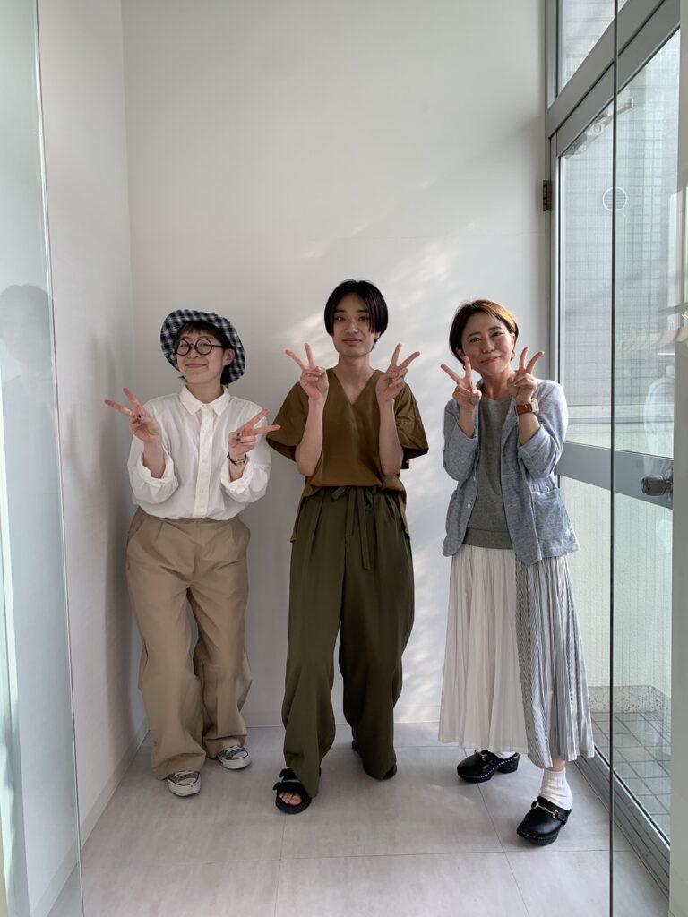 えがお洋品店_スタッフ